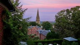 Winchester Sunset